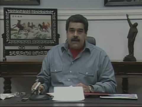 Maduro aprobó Decreto de Estado de Excepción y Emergencia Económica