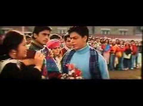 Main Hoon Na - Title Song Sad Version video
