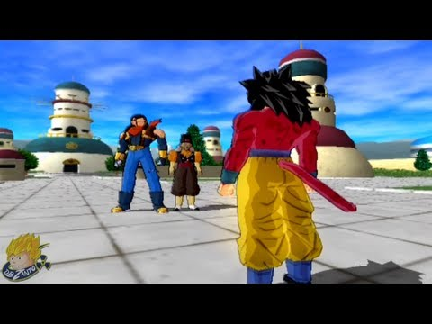 Dragon Ball Z Budokai Tenkaichi 2 - Story Mode -  | Ultimate Android | (Part 48) �HD�