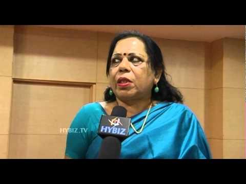 Chandana Khan IAS at APTDC Meet