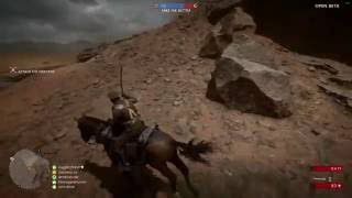 Bf1 Open Beta Cavalry Only on Rush