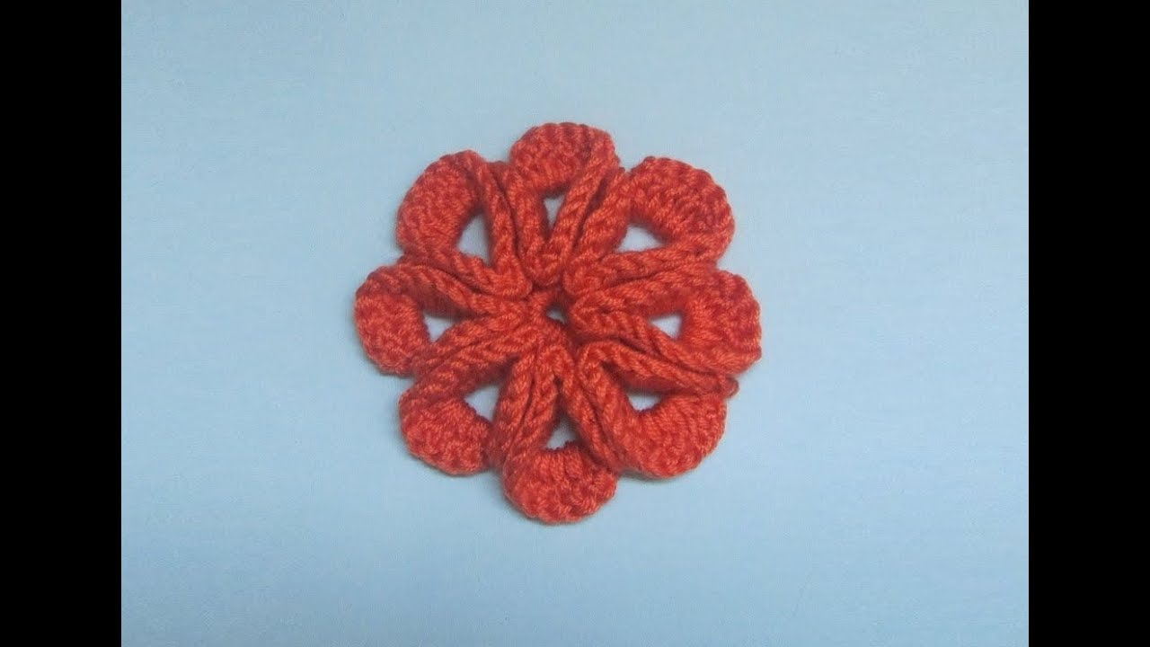 Crochet Flowers Patterns Youtube : maxresdefault.jpg