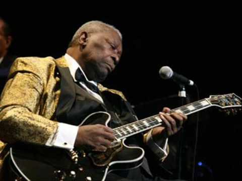 BB King - Sweet Little Angel (Live)