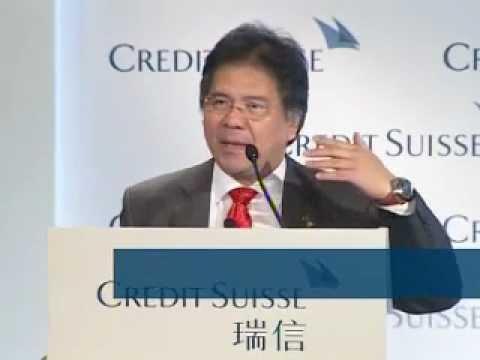 AIC 2012 Replay: Keynote: Malaysia's economic transformation plan - on track? - Idris Jala
