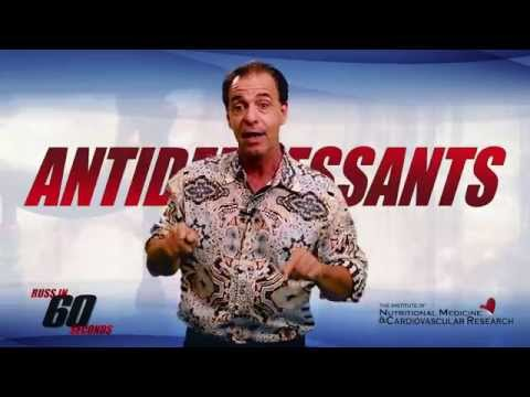 Antidepressant Medications | Russ in 60 Seconds
