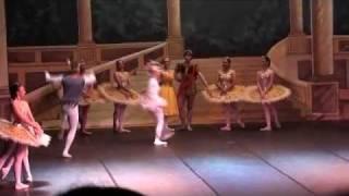 Ballet Hugo Bianchi - Sylvia - Lynda Veríssimo e Bruno Peixoto
