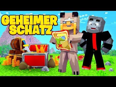IM GARTEN IST EIN 1.000.000€ SCHATZ VERSTECKT! ✿ Minecraft [Deutsch/HD]