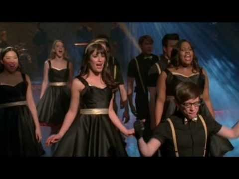 Glee Cast - Fly / I Believe I Can Fly