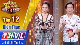 THVL | Ca sĩ giấu mặt 2017- Tập 12 FULL: Ca sĩ Hiền Thục