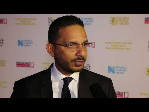 Harish Gopalakrishnan, hotel manager, Le Royal Méridien Beach Resort & Spa, Dubai