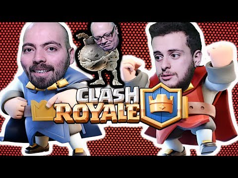 Mediakraft Ekibi Clash Royale Oynuyor