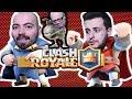 Mediakraft Ekibi Clash Royale Oynuyor