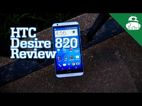 HTC Desire 820 Review!