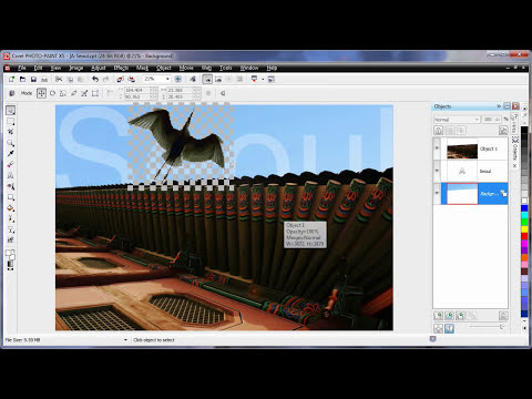 EN - 10 Learning the Basics - Corel PHOTO-PAINT X5 - Part 2 of 2 (CorelDRAW Graphics Suite X5)