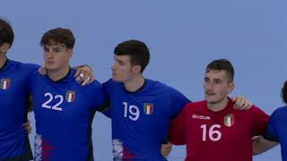 Italia - Norvegia | Qualificazioni EHF EURO 2022