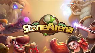 Stone Arena Official Trailer by 37Games