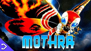 The History Of MOTHRA! - Godzilla: King Of The Monsters