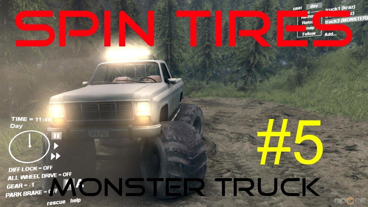 monstertruck spiel