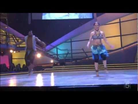 SYTYCD4 - Katee & Joshua - Bollywood (Dhoom Taana) [HD]