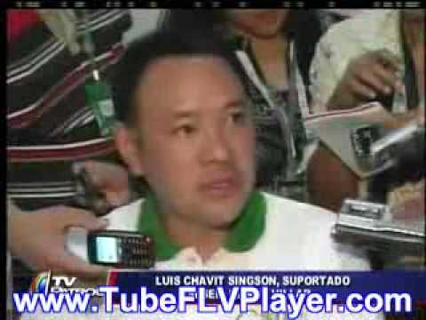 Cebu governor, mayors stick with Gibo.WMV