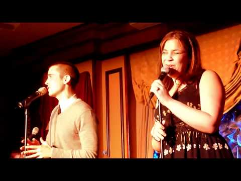 Matt Doyle & Lindsay Mendez - Dream A Little Dream of Me at Feinsteins