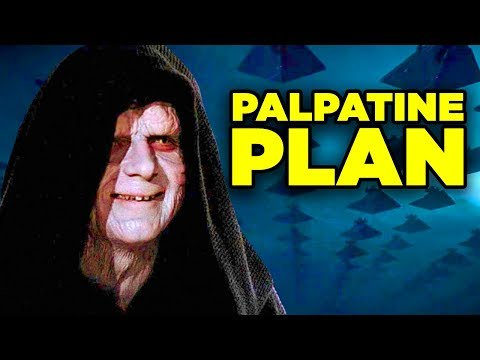 Star Wars PALPATINE39S MASTER PLAN Explained! Rise of Skywalker Trailer TotalConspiracy