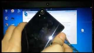 Aplicar hard reset no Sony XPERIA Z1 Z2 Z3 E4 E3 E2 M2 M4 T2 T3 C5