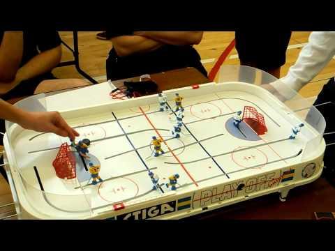 Table Hockey. Moscow Cup 2013. Gerasimov-Dmitrichenko 4