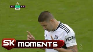 Rafalna Paljba Aleksandra Mitrovića za Dva Minuta | Fulham - Burnley | SPORT KLUB Fudbal