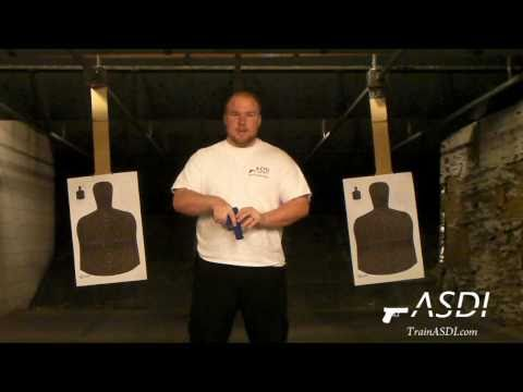 The Basic Firearm Safety Rules - ASDI Firearms Training Series ep 1