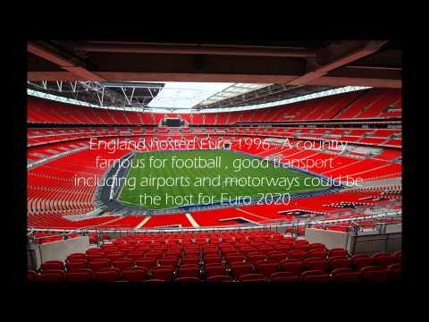 Euro 2020 - Candidate Countries , News and Stadiums |  Mistrzostwa Europy w Piłce Nożnej 2020