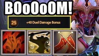 One Shot Duel Insane | Dota 2 Ability Draft