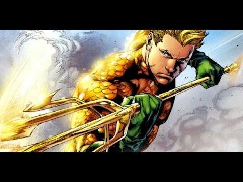 Year 3 Day 262 Greg Versus Aquaman movie update