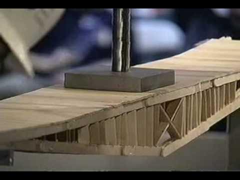 Popsicle Stick Bridge Building Designs