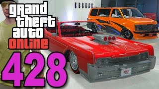 Grand Theft Auto 5 Multiplayer - Part 428 - $2 MILLION+ IN LOW RIDER CUSTOMIZATION! (New DLC)