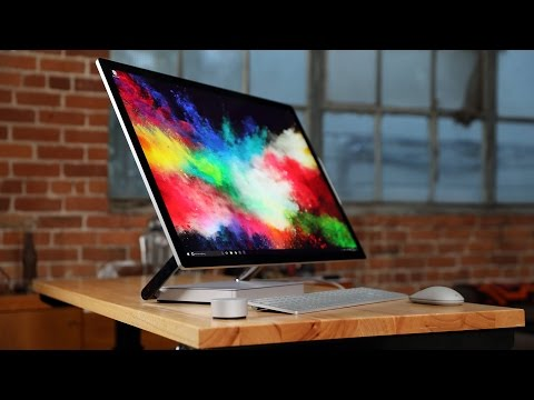 Tested: Microsoft Surface Studio Review