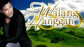 Pangako - Martin Nievera [WALANG HANGGAN OST With Lyrics]