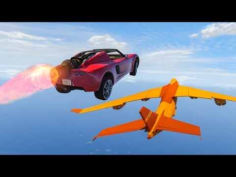 BEST OF GTA 5 STUNTS & FUNNY MOMENTS! - (GTA 5 Compilation)