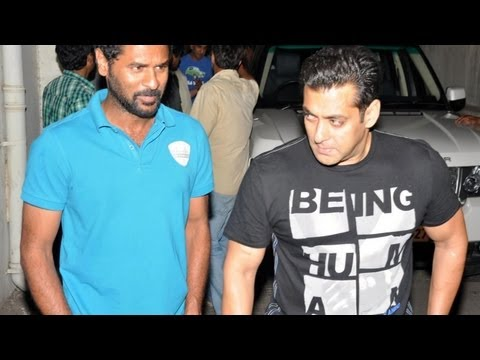 Salman Khan At BITTOO BOSS Special Screening