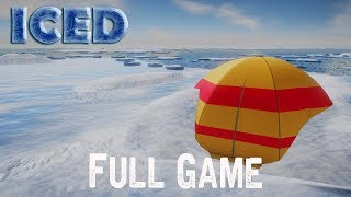 ICED Full Game & ENDING Playthrough Gameplay (No Commentary)