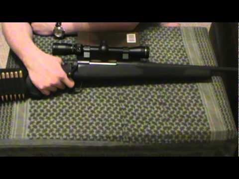 Mossberg Maverick Rifle 30.06 Rifle Review Low Cost Prepping Option