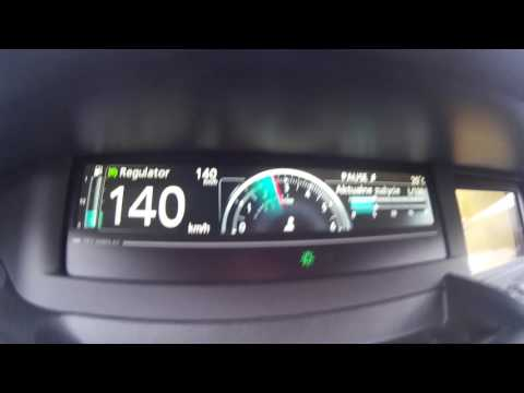 Renault Grand Scenic 1.6 dCI fuel consumption 140km/h