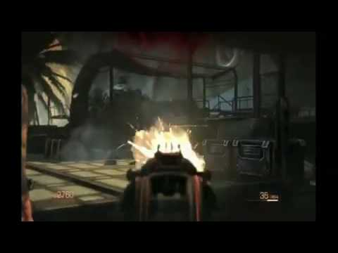 Bullet Storm Gameplay Demo E3 2010