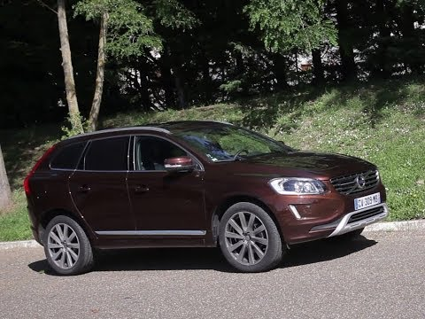 Essai Volvo XC60 D5 AWD Geartronic 6 Xenium 2014