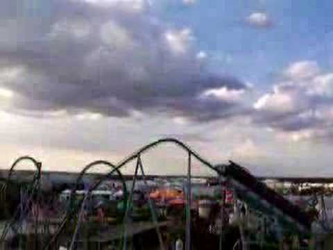 Dr. Doom Fear Fall Orlando , Florida Video