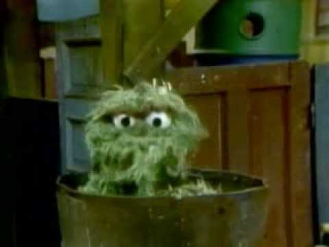 Sesame Street - I Like To Sing