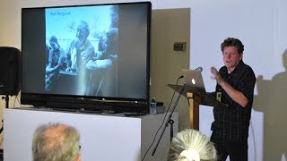 Chris Gustin Lecture at AMOCA - November 8, 2014
