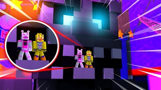 Twisted Wolf Eats Funtime Freddy and Chica?! Minecraft FNAF Roleplay