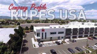 Corporate Profile   RUPES USA, Inc.