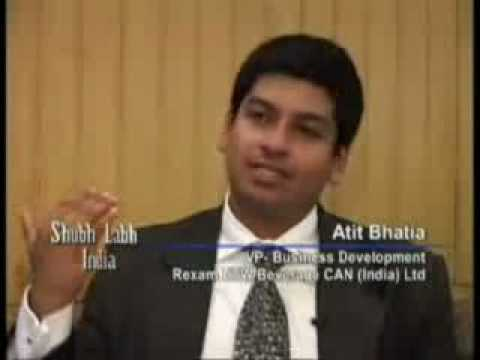 Atit Bhatia on Shubh Labh India - A Guide for Investments in India
